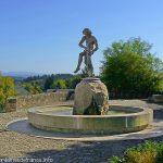 La Fontaine du Chevrier