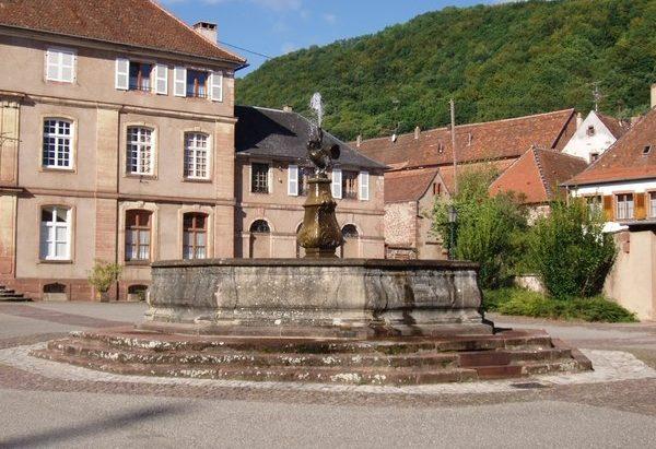 La Fontaine Cour du Chapitre
