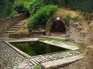 La Fontaine des Morts de Sainte-Pezenne
