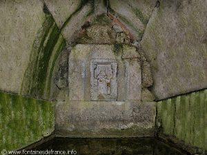 La Fontaine Sainte-Barbe d'Essey-les-Eaux