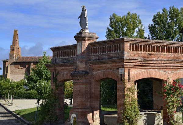 La Fontaine Lavoir Second Empire