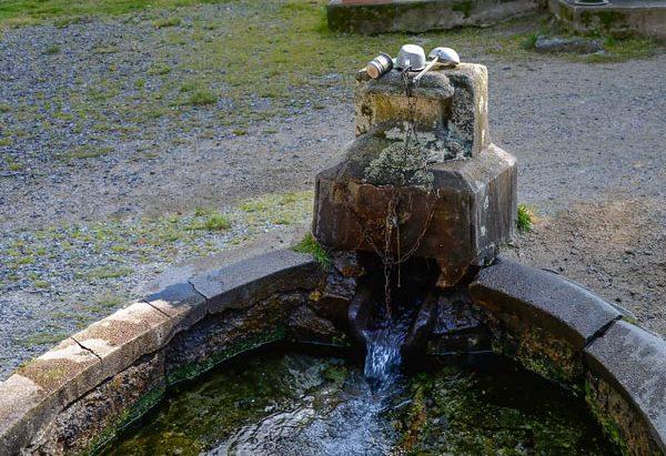 La Fontaine Notre-Dame de l'Ermitage