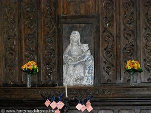 Statue de Ste-Anne et de Marie
