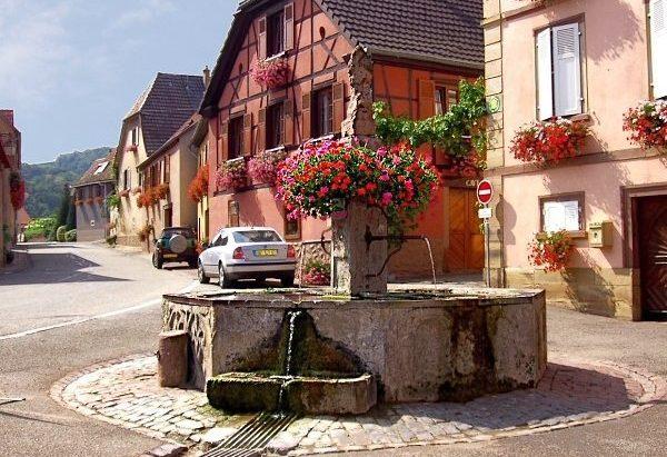 La Fontaine de Zell