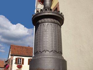 La Fontaine rue Nideck
