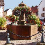 La Fontaine rue Molsheim