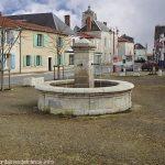 La Fontaine Place des Marronniers