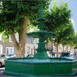 La Fontaine Allée du Général De Gaulle