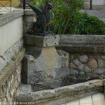 La Fontaine de l'Ancien Théâtre Municipal