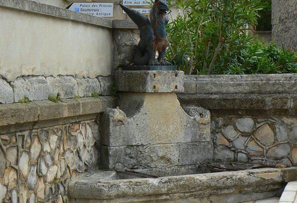 La Fontaine Ancien Théâtre Municipal