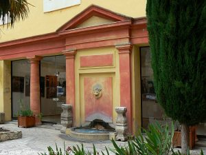 La Fontaine du Musée d'Art et d'Histoire