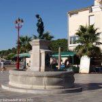 La Fontaine Place du Général Gibert