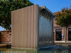 La Fontaine de la Gare