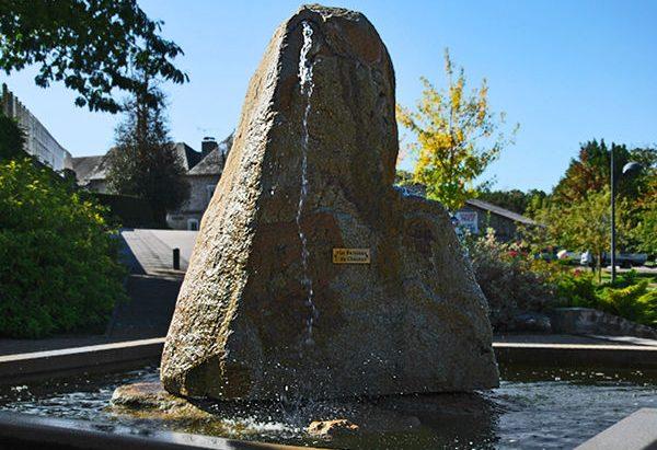 La Fontaine des Trois Sources