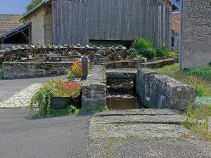La Fontaine rue de la Prairie