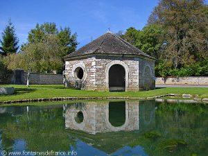 La Fontaine Lavoir Saint-Nicolas