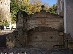 La Fontaine des Quatre Tia