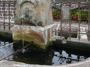 La Fontaine route de Belfort