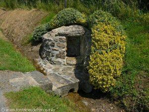 La Fontaine du Hameau Les Chers