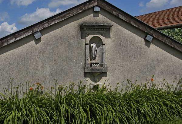 La Fontaine Lavoir Saint-Alban