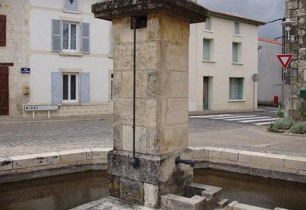 La Fontaine du Fief Chabot