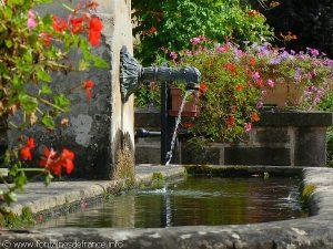 La Fontaine-Lavoir