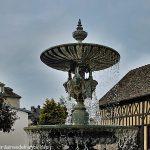 La Fontaine Square de la Maire