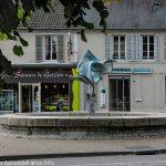 La Fontaine Place Aristide Briand