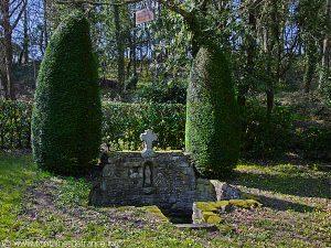La Fontaine de la Chapelle Sainte-Flamine