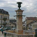 La Fontaine de l'Horloge et le Lavoir