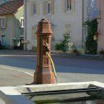La Fontaine Lavoir rue des Tilleuls
