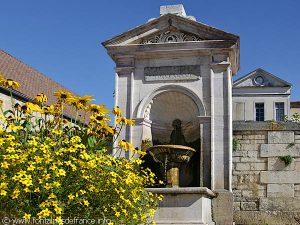 La Fontaine Avenue de Chalon