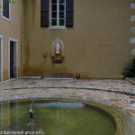 La Fontaine de N-D de Tonneteau