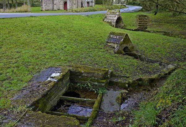 Les Fontaines de Notre-Dame des Trois Fontaines