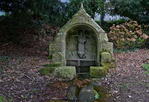 La Fontaine de Notre-Dame de Tréguron