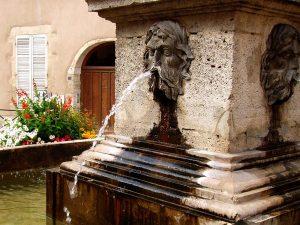 La Fontaine des Tiercelines