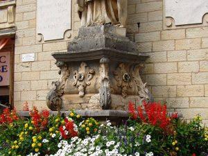 La Fontaine Saint-Pierre Fourrier