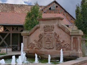 La Fontaine Square de l'Ancienne Poste
