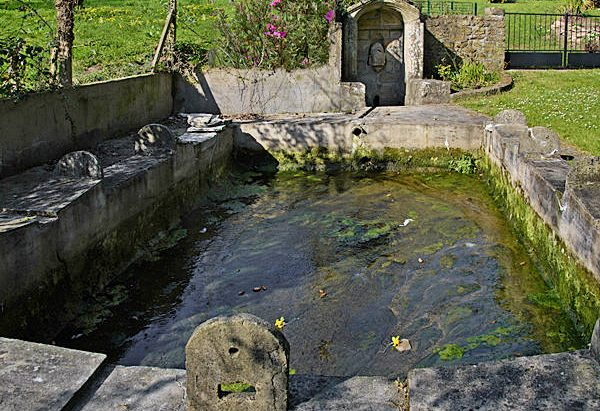 La Fontaine Saint-Guénin