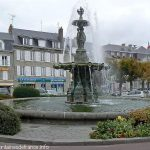 La Fontaine des Trois Grâces