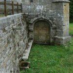 La Fontaine sud de la Chapelle Saint-Trémeur