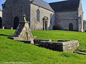 La Fontaine de la Chapelle Saint-Mathieu