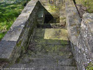 La Fontaine de la Chapelle N-D de Pitié