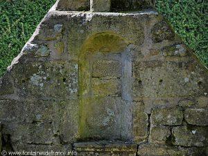 La Fontaine de la Chapelle Saint-Michel