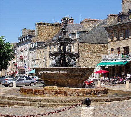La Fontaine de La Plomée