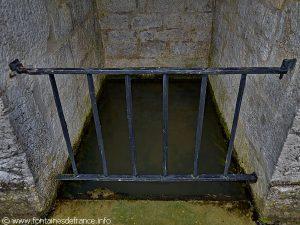 La Fontaine Chemin de la Fontenotte
