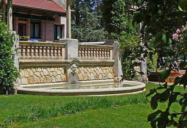 La Fontaine de la Crèche