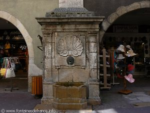 La Fontaine rue de l'Ile
