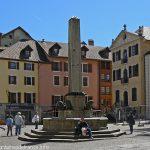 La Fontaine Place Notre-Dame
