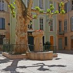 La Fontaine Place du Septier